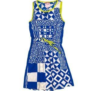 Romeo & Juliet Couture   Aztec boho summer dress S